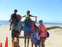 LAサマーキャンプ・ビーチでのキャンプに行ってきました2014夏