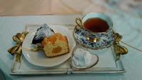 楽しいお茶の時間^ ^