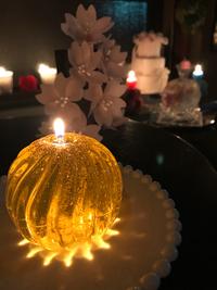 キャンドルナイトヨガvol8