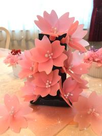 桜満開キャンドル