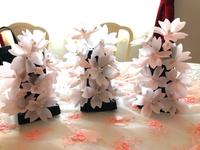 桜の樹キャンドル