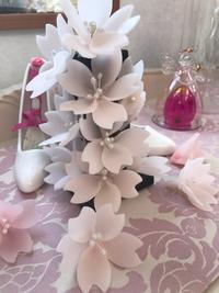 桜の木キャンドルレッスン