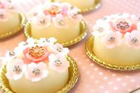 桜蜜ろうキャンドル