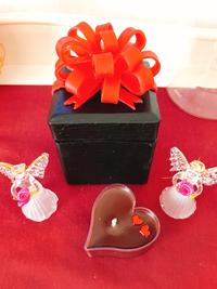 それぞれのプレゼントBOXキャンドル
