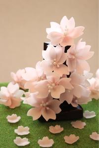 桜の木キャンドル
