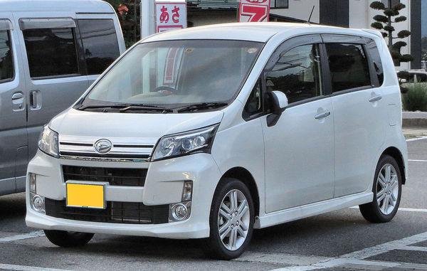 岡崎市でダイハツムーブ LA100S プッシュスタート スマートキー紛失作成できました。