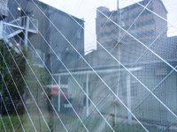 防犯対策の落とし穴:網入りガラス
