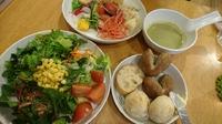 ダイエッターさん必見、野菜がおいしいごはんという名のお店へ・・・(安城市) 2017/02/06 21:09:04