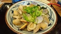 丸亀製麺へ・・・ 2017/04/11 14:26:51
