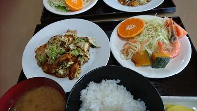 食べ納めあいかむランチ(#^^#)