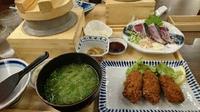 土佐藁焼き 龍神丸へ(#^^#)【イオンモール長久手星空レストラン】