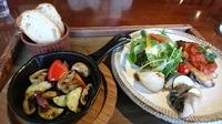 魚カフェ&魚バル びんび屋でアヒージョーランチ(#^^#)【みよし市】