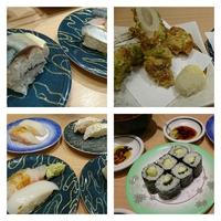 大高イオンでは、いつもここ(#^^#)【がってん寿司とナナズグリーンティー】