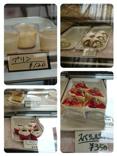 フルーツたくさんロールケーキ(*^_^*)【ポアール】