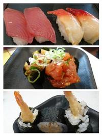 ばぁちゃんは、かっぱ寿司が好き(#^.^#)