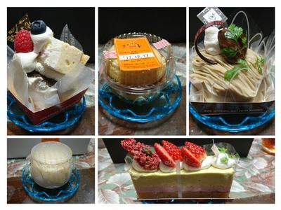 もうじきクリスマスだけど(#^^#)【デコレのケーキ】