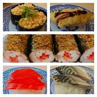 くら寿司で晩ご飯~(*^-^*)【みよし店】