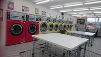 洗濯物が乾かないので(o^-^o)【某コインランドリー】