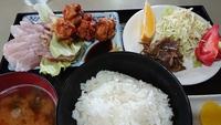今日のあいかむランチ(*^-^)【喫茶あいかむ】