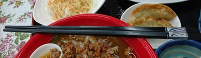 四川菜館でランチ(o^-^o)【三好丘】