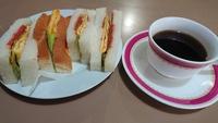あいかむモーニング(о´∀`о)【喫茶あいかむ】