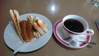 あいかむさんのニューモーニングと今日のランチ(o^-^o)【喫茶あいかむ】