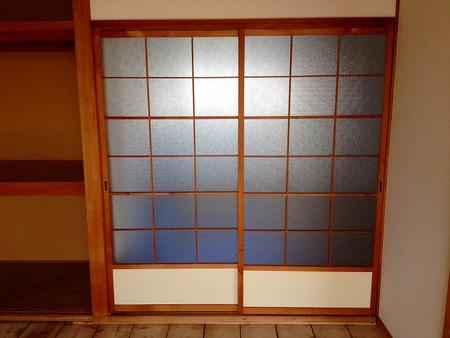 豊田市で建具・ガラス交換