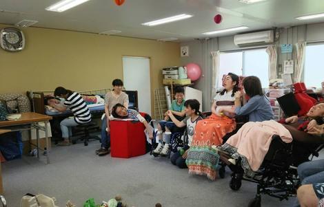 生活介護事業所「らぴす」が移転資金で寄付をつのる理由。