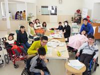 働く仲間大募集しています。豊田市栄生町の生活介護事業所らぴす