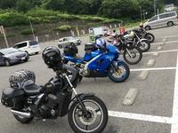 8月15日、下道ロンツー(≧∇≦)