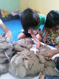 子どもの考える力をのばす こども絵画造形教室 2015/05/17 22:01:34