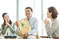 還暦祝いの食事会 2017/07/04 20:29:44