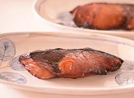 ぶりの味噌漬焼き