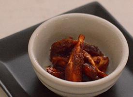 エシャロット味噌漬