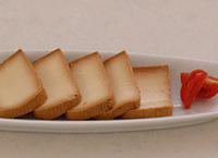 すり生姜でいい感じ。豆腐の味噌漬