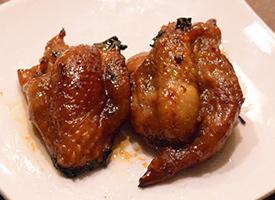 鶏皮味噌漬