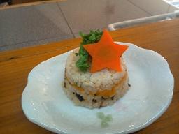 お雛祭りパーティー@まりごる食堂