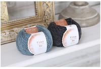 春夏の手編み糸、新商品!ハマナカ フラックスツイード のご紹介です。 2016/04/29 22:47:18