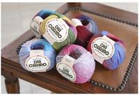 【毛糸】今シーズンの新作、ダイヤ毛糸 ダイヤカリーノが入荷しました。