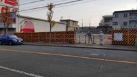 脇坂班-仮囲工事-組立て‼︎