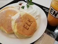 ELK NEW YORK BRUNCH (プライムツリー赤池店)でふわふわパンケーキ