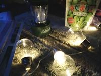 停電中(ーー;)