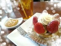 焼き菓子&カフェsans-souciでティータイム