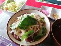 万松寺五代目橋本(名古屋市大須)でステーキ丼ランチ