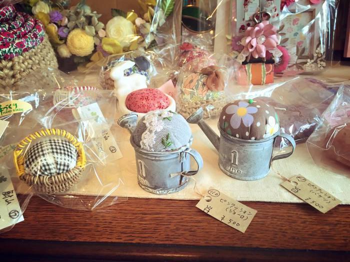 豊田市で母の日のプレゼントを選ぶなら、手作り雑貨・作家作品のアトリエプリマヴェーラがいいよ!