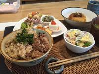 最小限の味付けでこんなにおいしい!「玄米食の店のら」のランチを堪能(名古屋市金山) 2015/11/26 12:40:00