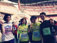 「ジブン代表。」として、豊田マラソン2013走りました。 2013/11/24 01:08:35