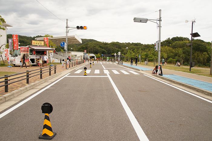 子どもを連れてお出かけ!豊田市交通安全学習センターへ。