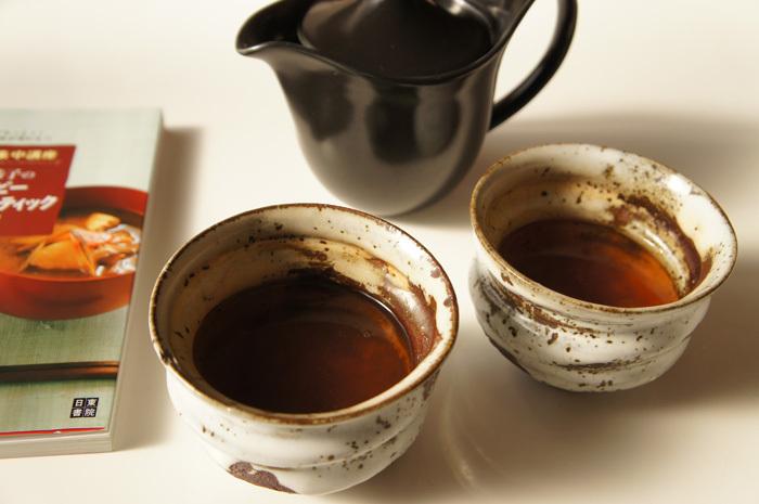 マクロビの定番、「梅生番茶」(うめしょうばんちゃ)を作ってみる。【レシピ】