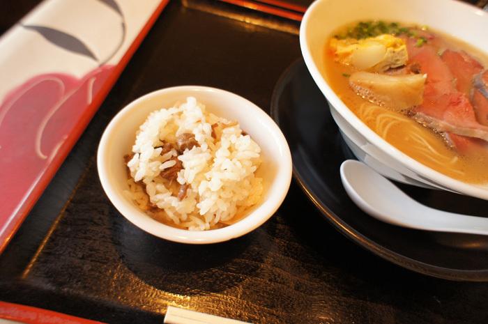 麺創なな家で年末ヘルシーなジビエラーメンを食す!(豊田市松ヶ枝町)